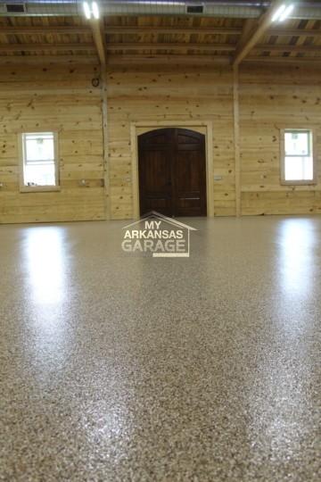 Flooring Solutions My Arkansas Garage