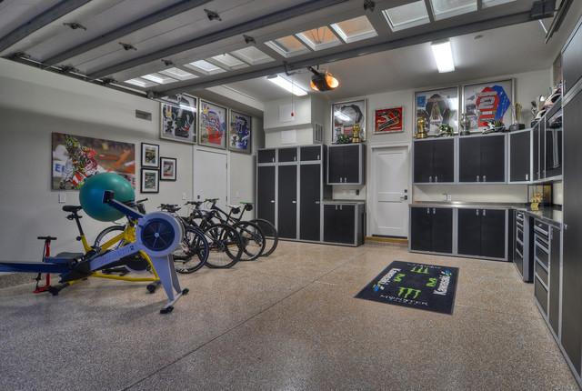 Custom cabinets my arkansas garage